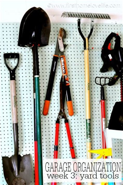 how to hang tools in shed best 25 yard tools ideas on pinterest yard tool storage