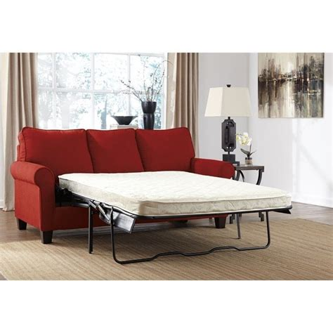 ashley furniture sectional sleeper sofa signature design by ashley furniture zeth full sofa