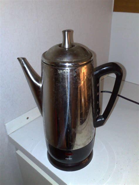 Coffee percolator   Wikipedia
