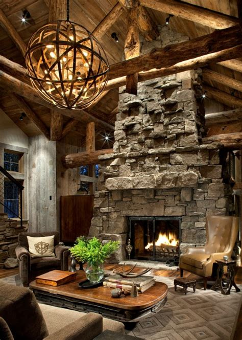Gothic Tudor Floor Plans by A Family Lodge In The Montana Mountains Hooked On Houses