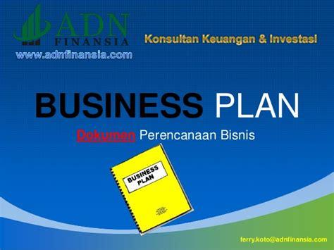membuat rencana bisnis business plan slide cara membuat bisnis plan
