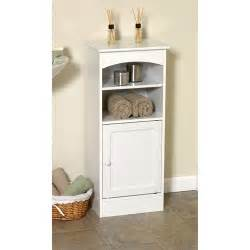 Bathroom Storage Cabinet White Wood Bathroom Storage Cabinet Walmart