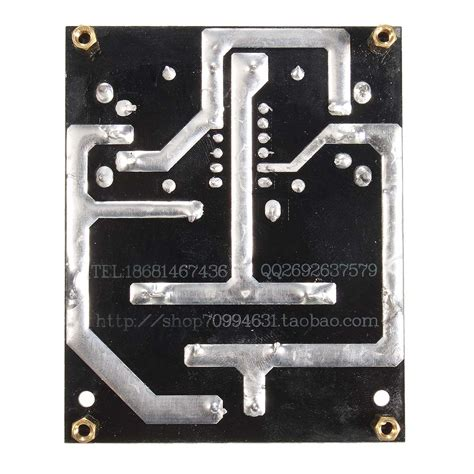 induction heater ir2153 20a 1000w zvs low voltage induction heating board module flyback driver heater alex nld