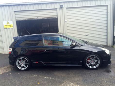 '05 ep3 type R premier edition.   RMS Motoring Forum