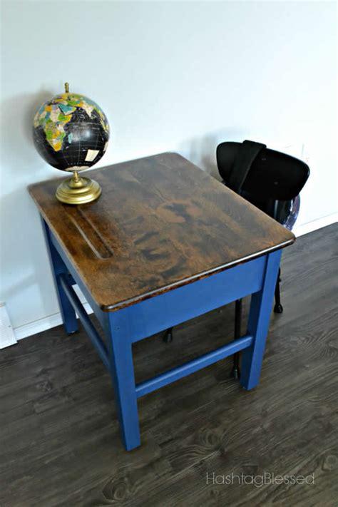 cool  school desk makeover diy furniture makeovers