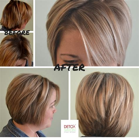 Hair Detox Las Vegas Reviews by Highlight And Lowlight To Reduce Banding And Re