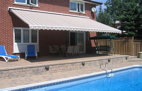 awnings canada motorized awnings canada 28 images sunsetter awning