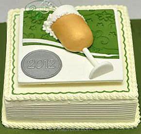 buy new year cake buy ribbon cake with new year decoration fab cake