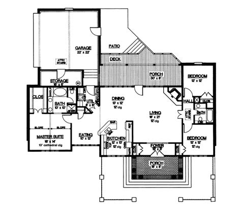 southern style home floor plans dermott southern style home plan 020d 0159 house plans