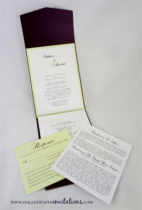 55 best images about Wedding Invitations on Pinterest