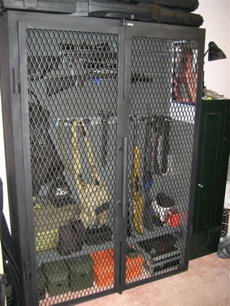 armoire pour armes a feux (construction)