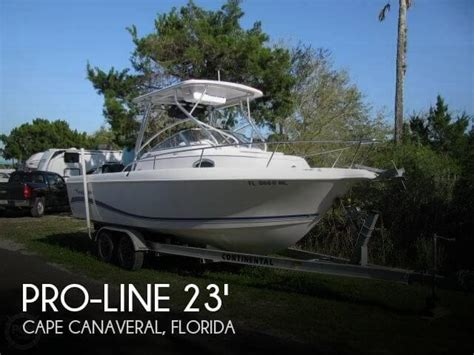used proline walkaround boats for sale pro line 22 walkaround boats for sale