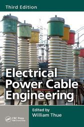 electrical power cable engineering third edition ebook