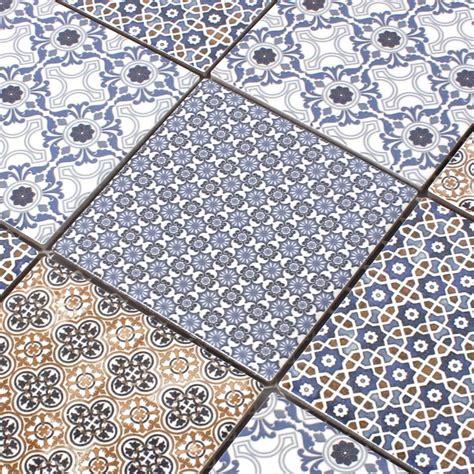 keramik bodenfliesen keramik mosaik fliesen zement optik classico maritim