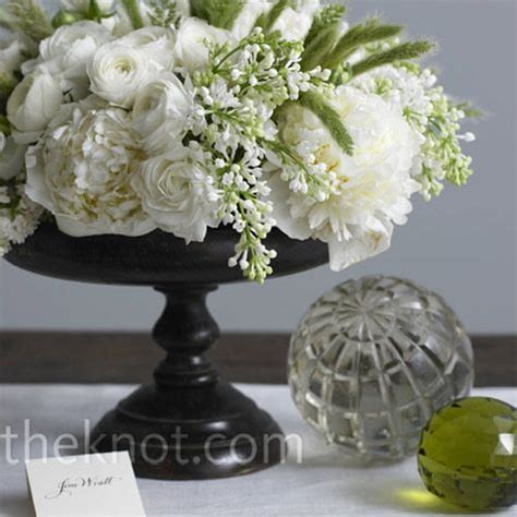Black Vases For Wedding Centerpieces by 17 Best Images About Black And Green Wedding On