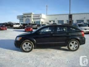 Used Cars For Sale In Drayton Valley Alberta 2009 Dodge Caliber Sxt Drayton Valley For Sale In