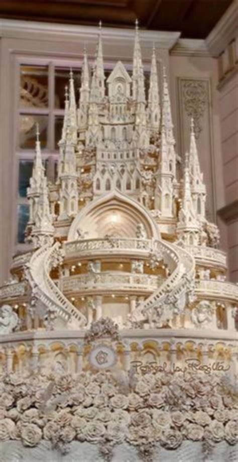 hochzeitstorte schloss farbverlauf torte hochzeit minzgr 252 n und grau