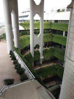 Air Mancur Skala Banyak kupas bangunan hijau wisma dharmala nining masitoh