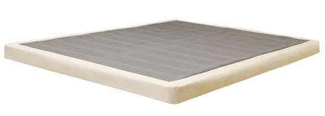low profile bed foundation greenhome123 king size low profile box spring mattress