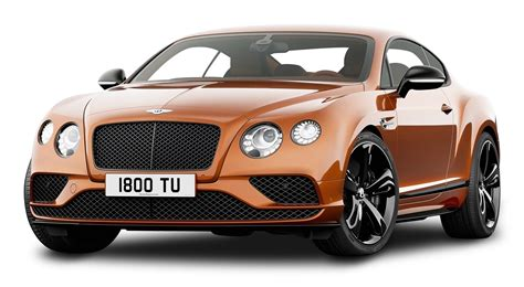 bentley png orange bentley continental gt speed car png image pngpix