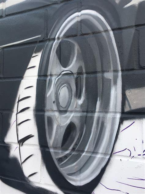 graffiti autowerkstatt graffitikuenstler hannover