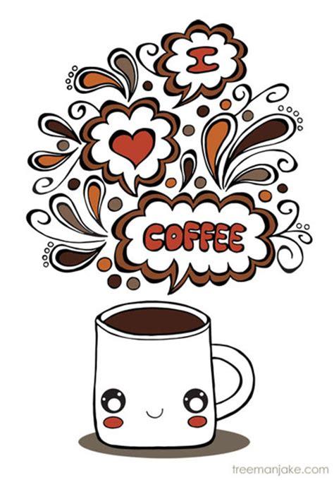 doodle coffee i coffee