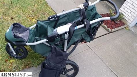 rugged gear shooting cart armslist for sale rugged gear 2 gun shooting cart