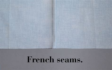 pattern usage en francais how to sew french seams gather sewing patterns