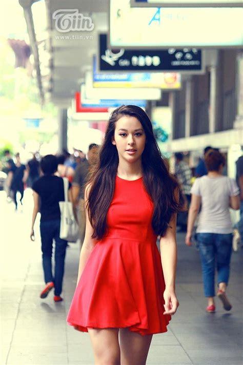 Mixedrace Model Chanel Huong Thuy Asian Girl Pinterest   mixed race teen model chanel huong thuy asian girl