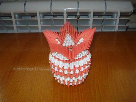 3d origami tutorial pinterest 3d origami vase tutorial 4 origami projects pinterest