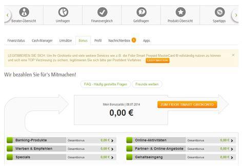 fidor bank geld abheben die fidor debit mastercard im test