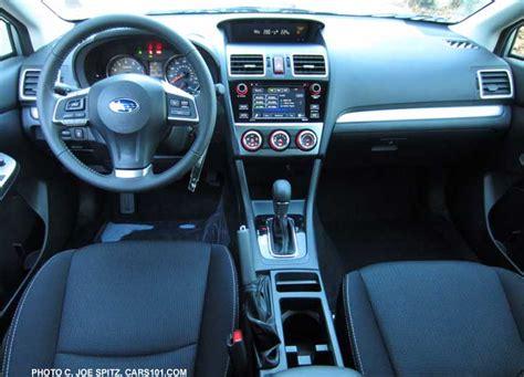 2015 Subaru Impreza Interior by Image Gallery 2015 Impreza Sport