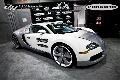 bugatti wheels forgiato wheels customizes second bugatti veyron