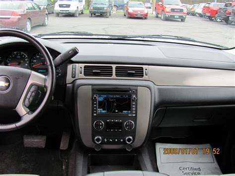2009 Tahoe Interior by 2009 Chevrolet Tahoe Pictures Cargurus