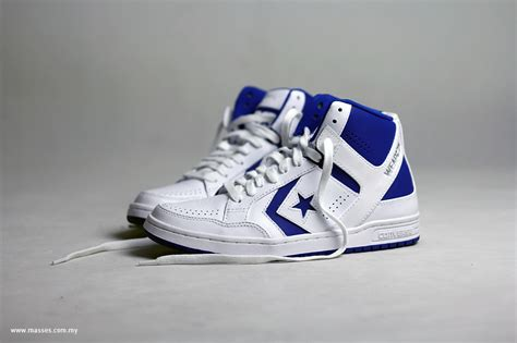 cons basketball shoes converse 2014 fall cons weapon detailed look masses