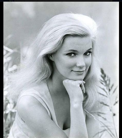 She Appeared In Several Among Them The H by Yvette Mimieux Born Jan 8 1942 Among Earliest