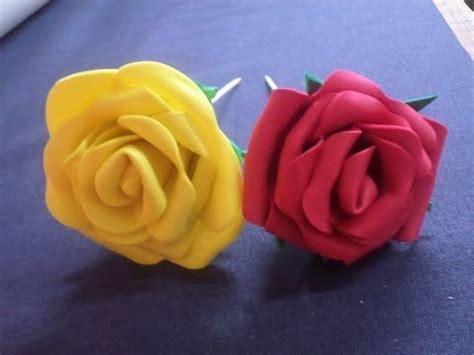 rosas pequenas de foamy o goma eva small foam roses best 25 bonecas em eva ideas on pinterest moldes de