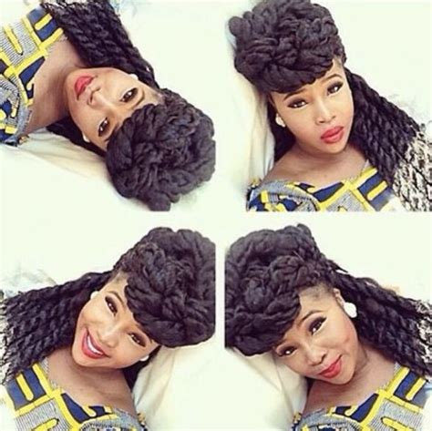 up do jumbo twist hair style 17 best images about jumbo twists on pinterest