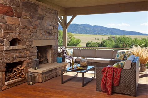 amazing rustic deck designs   enhance