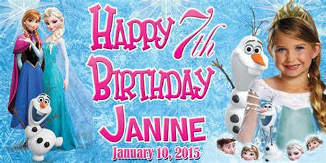 frozen wallpaper for tarpaulin birthday tarpaulin disney frozen template 2 by