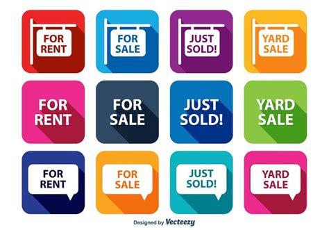 Sale Mainan Anak Trendy Set trendy shadow sale vector icon set free vector stock graphics images