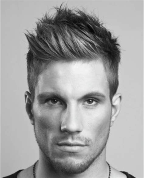 Hairstyle On Side On Top S by Popular S Hairstyles With Side On Top