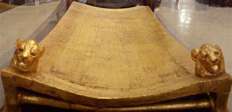 Ancient Egyptians Slept On Pillows Made Of by The Ancient Egyptians Slept Pillows
