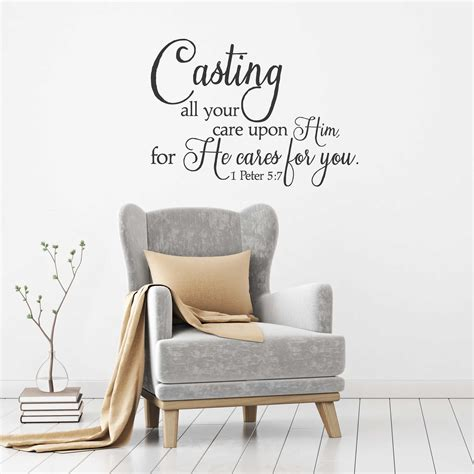 scripture wall stickers wonderful scripture wall decals pictures design ideas dievoon