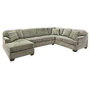 nebraska furniture mart sectional sofas want contemp gray sectional for the home pinterest