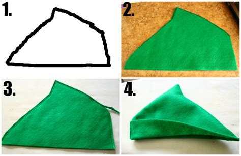 How To Make Pan Hat Out Of Paper - pan costume accessories tutorials knot sew normal