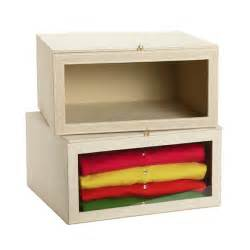 closet storage boxes how to organize your clothes and save space