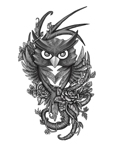 owl tattoo designs art owl design by jonasolsenwoodcraft on deviantart