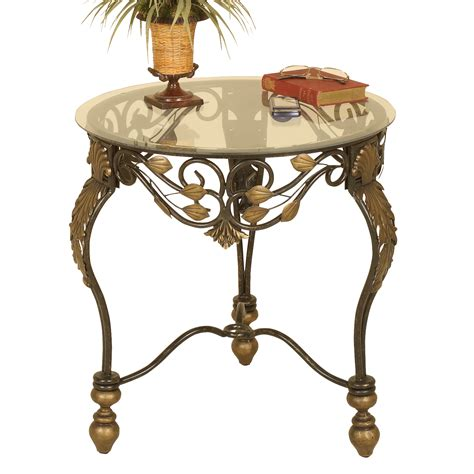 metal accent table with glass top 2121 metal round accent table with glass top mario
