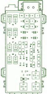 2002 mazda b4000 battery junction fuse box diagram circuit wiring diagrams